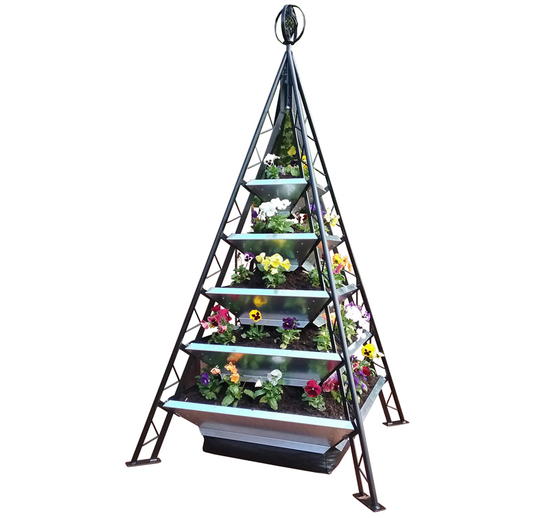 Buy your pyramid planter today